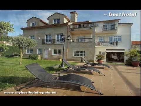 Casa mari eira lourdes cambados casas rurales hoteles pontevedra galicia youtube - Casa rural cambados ...