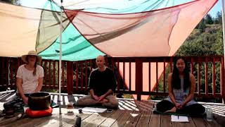The Hidden Reservoir: Dharma Talk with Melanie and Jonathan