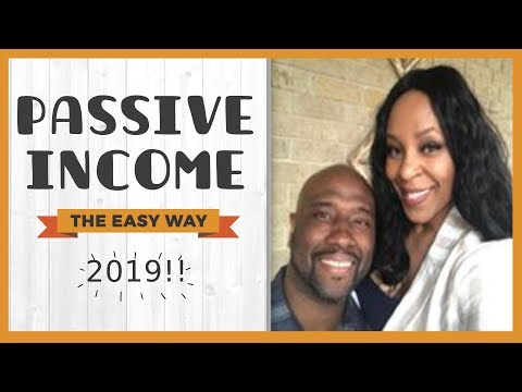 Best Way to Start Making Passive Income in 2019- Simple Passive Income Ideas For Financial Freedom