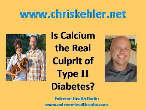 Is Calcium the Real Culprit of Type II Diabetes?
