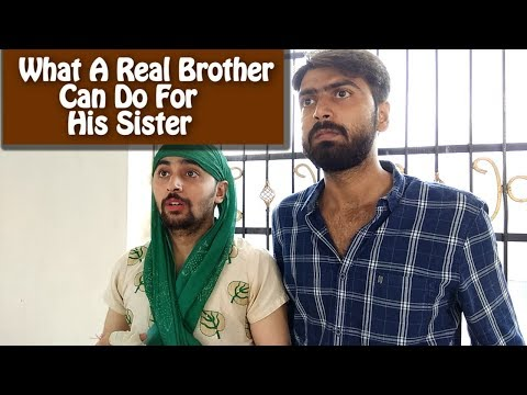 What A Real Brother Can Do For His Sister | Raksha Bandhan | Gulshan Ailsinghani