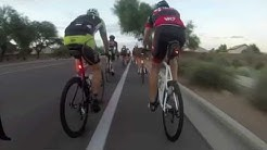Group Bike Ride (Gilbert Arizona) Cycling in Arizona