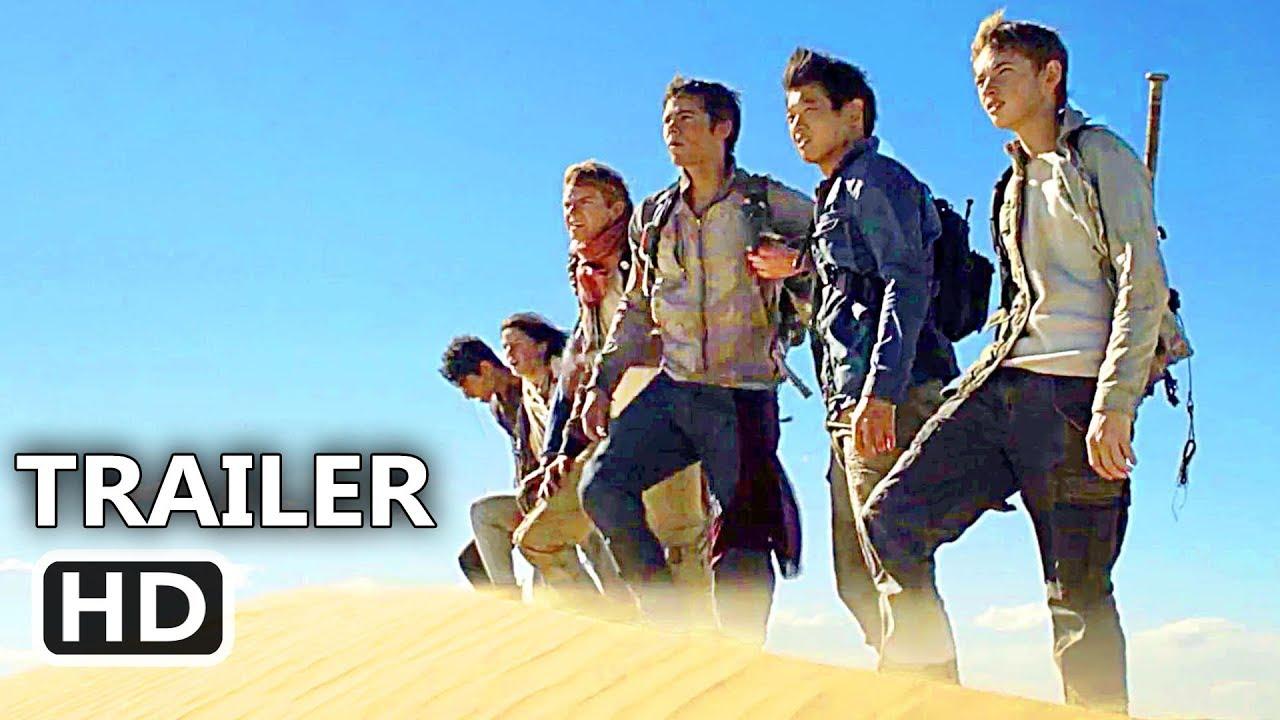 MAZE RUNNER 3 TV Spot Trailer (2018) The Death Cure, Dylan O'Brien, Kaya Scodelario Sci-Fi Movie HD