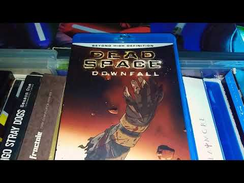 Dead Space downfall review holy sh!t this film is fu%king violent