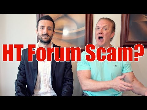 Hair Transplant Forum SCAM ...I Bet You Don't Know