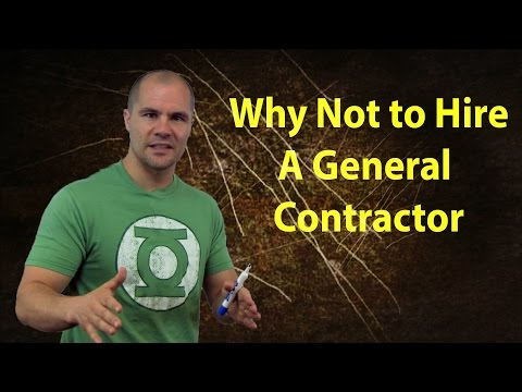 Flipping Houses | Why NOT to Hire a General Contractor When Flipping Houses...