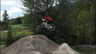 Chad Canmore Dirt Jumps