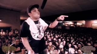 FlipTop - Pistolero vs Romano @ Isabuhay 2015