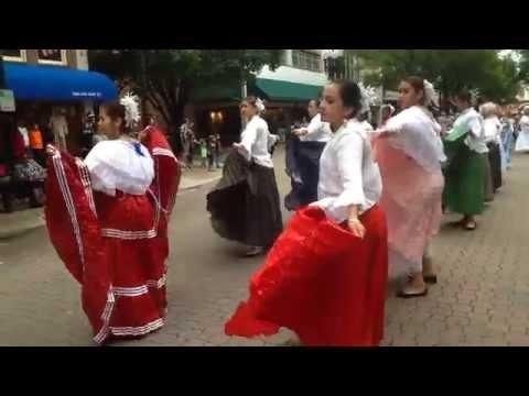 panamenian parade 2015, fayetteville  NC