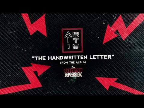 As It Is – The Handwritten Letter