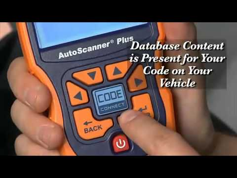 Amazon com  Actron CP9580 Auto Scanner with CodeConnect Trilingual OBD II  CAN and ABS Scan Tool  Automotive