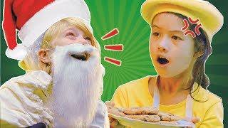 A FAKE Santa?  Dr Chaos Steals Santa's Magic!