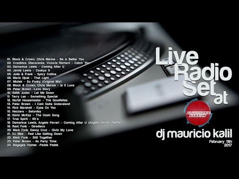 Live Sets - Clubtronic Station - Feb 11th  2017 - By DJ Mauricio Kalil