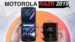 Motorola Razr Полный провал! Новый рекорд скорости Jet Pack | Крутой электроскейт и другие новости