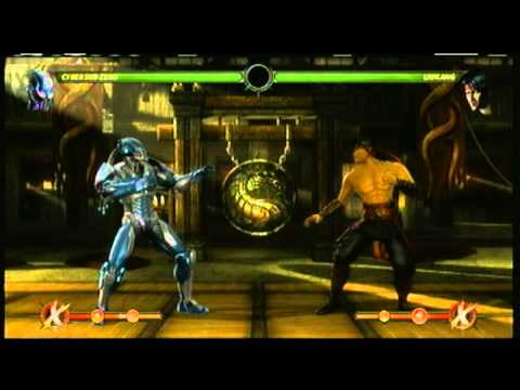 Mortal Kombat Tutorial Vol. 1: Cyber Sub-Zero