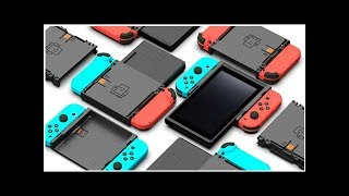 This New Nintendo Switch Accessory Lets You Play Your Games Vertically