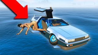 DROPPING PEOPLE OFF IN THE MIDDLE OF THE OCEAN! | GTA 5 THUG LIFE #174