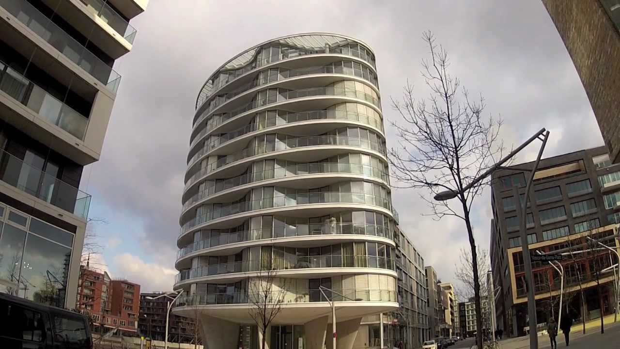 architecture hamburg modern germany hafencity