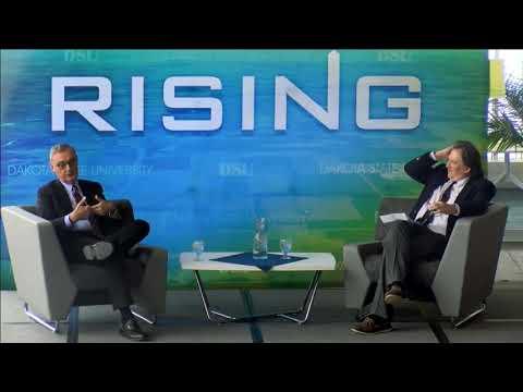 EU Ambassador David O'Sullivan Forum with Moderator Dr. Joseph Bottum
