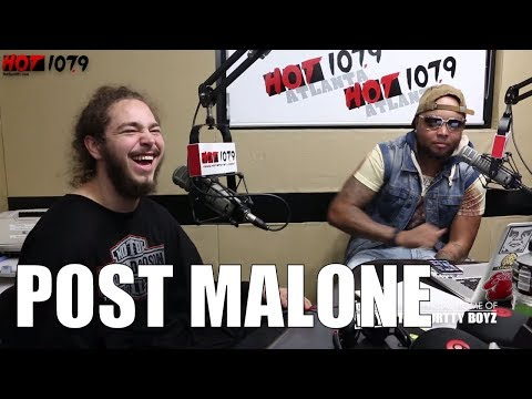 Post Malone Clears His Name From Old Post Of Him Using The N-Word