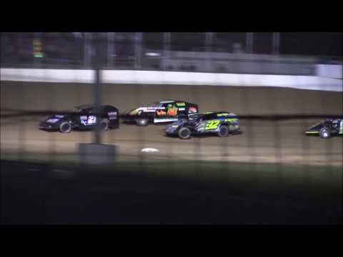 UMP Modified Heat #8 from Portsmouth Raceway/Dirt Track World Championship, 10/13/16.