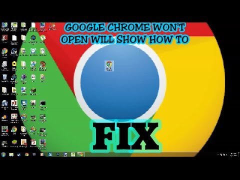 Double Click On Google Chrome But Won T Open Youtube