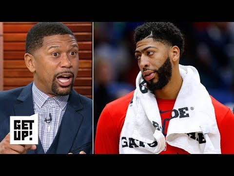 Anthony Davis' early exit from the Pelicans arena is a sign of things to come – Jalen Rose | Get Up!