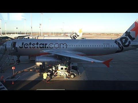 Jetstar JQ504 Melbourne To Sydney A320