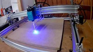 EleksLaser A3 Pro Ma nouvelle cnc laser