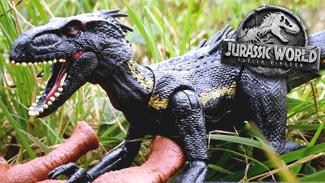 INDORAPTOR UNBOXING Jurassic