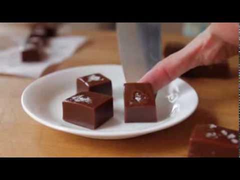 công thức làm kẹo socola đặt biệt