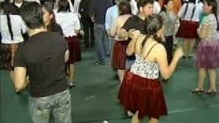 ***FIESTA BAILABLE USA 2009****ZAPATEO***