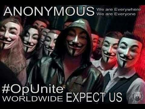 Anonymous #OpUnite WorldWide 2018 #MillionMaskMarch #MMM