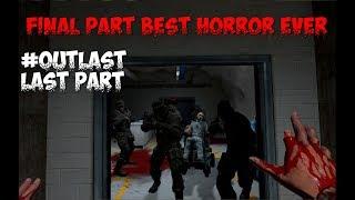 ENDING / FINAL PART BEST HORROR EVER -OUTLAST-LAST PART