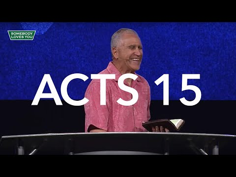 Acts 15 // Wednesday Night Service