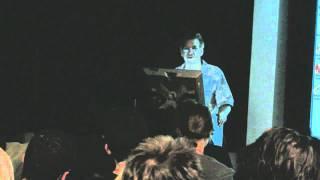 Mike Polvani Animación Conferencia en IA Santa Mónica Parte III-el Final