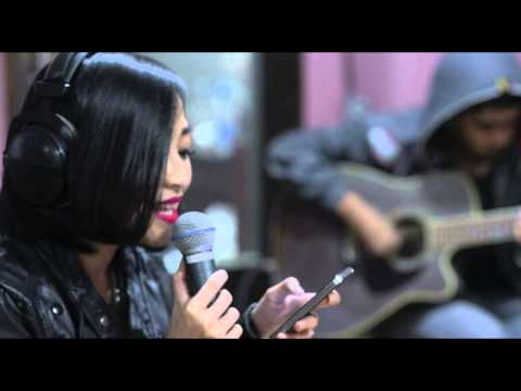 Try Again - Aaliyah, Cover by Rinni Wulandari - #LoveIsInTheAir CosmopolitanFM