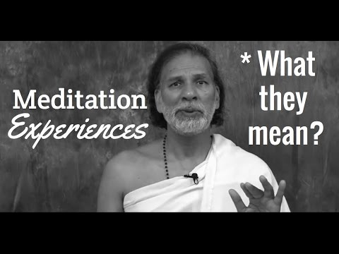 Meditation Experiences: Seeing and Hearing Things in Meditation (Colors, Sounds, Energy)