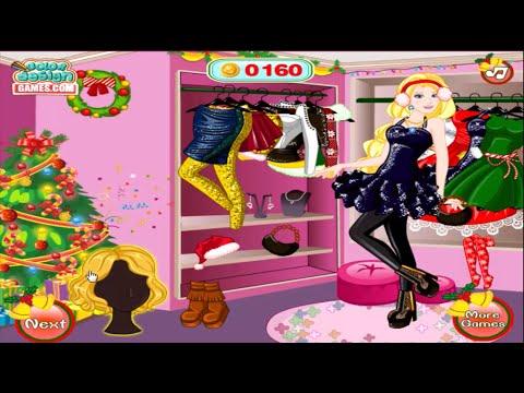 Game thời trang công chúa Barbie –  ĐI SHOPPING