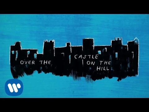 Ed Sheeran - Castle On The Hill  Lyric