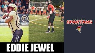 Eddie Jewel Highlights American Football In Germany