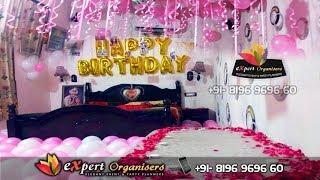 Best Romantic Room Decoration Ideas To Surprise Boyfriend Girlfriend Wife Valentine In Chandigarh