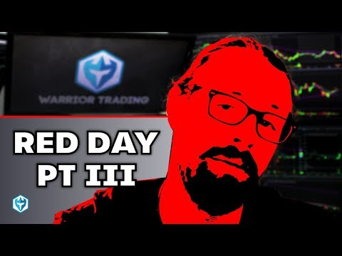 Red Day III: The Revenge of The Choppy Market