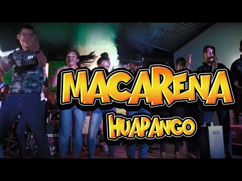 MACARENA HUAPANGO- Grupo Identidad   ( Video Oficial ) 2018