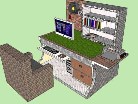 sketchup youtube. Black Bedroom Furniture Sets. Home Design Ideas
