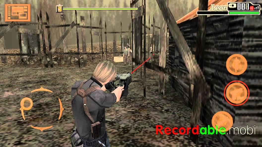 Resident evil 4 mobile v1 1 9 (1 1 9) android apk game