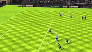 FIFA 14 iPhone/iPad - IFK Gothenburg vs. Chunnam Dragons