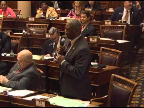 Georgia State Senate Debate on First Amendment Defense Act