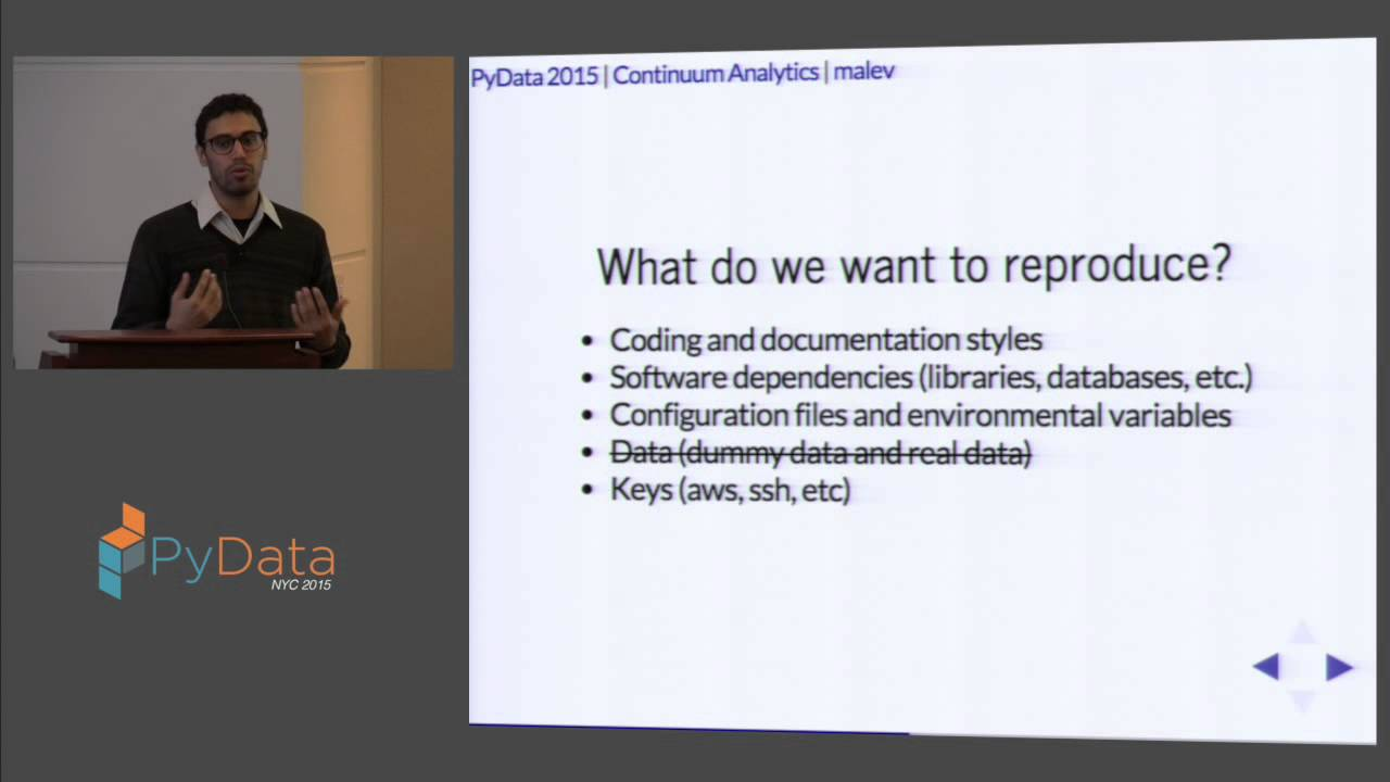 Image from Marcos Vanetta: Reproducibility of your development environment