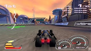 Drome Racers GameCube Gameplay HD